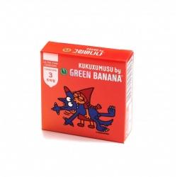 [스페인갬성 콘돔] 쿠쿠스무스 by 그린바나나 - 초박형 콘돔 3P