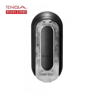 텐가 플립 제로 EV 블랙(전동) + 고급수용성젤 지니 에스솔루션 앱솔루트 클린 200ml 사은품