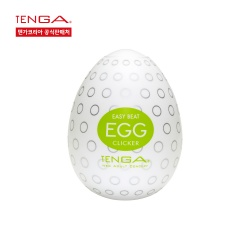텐가 에그 CLICKER 클릭커 EGG-002